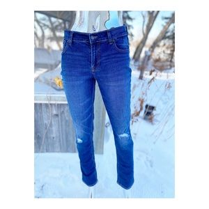 Old Navy The Sweetheart Jeans Skinny Distressed